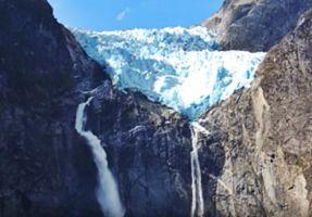 Vantisquero Colgante Falls