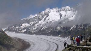 Ghețatul Aletsch