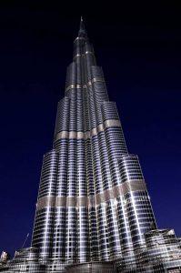 Burj Khalifa, Dubai - Cea mai înaltă structură din lume