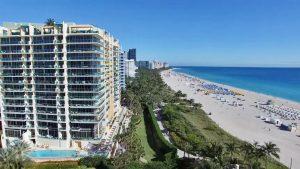 Miami Beach, Florida - vedere aeriană