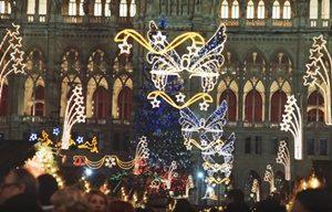 """Târgul """"Magia Crăciunului"""" din Viena"""