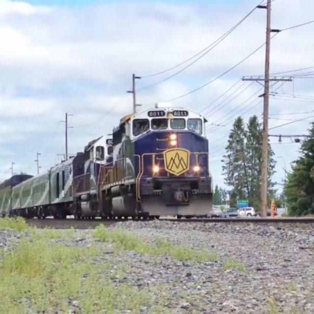 Top 6 călătorii cu trenul