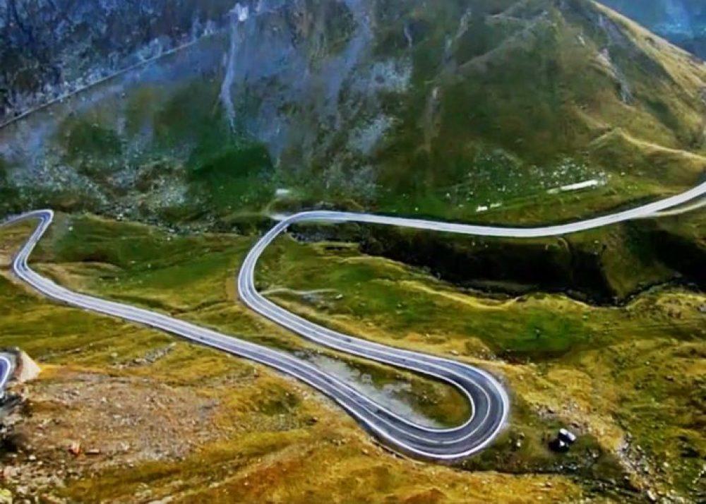 Transfăgărășan – drumul dintre nori