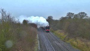 Trenul Royal Scotsman